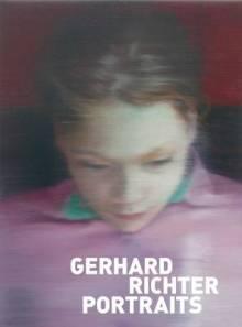 Plakat zur Ausstellung Gerhard Richter Portraits in der National Portrait Gallery in London (Bild: Ella, 2007, Öl auf Leinwand)