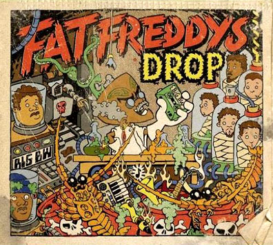 Fat Freddys Drop - Dr Boondigga and The Big BW cover