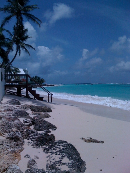 Rockley Beach Barbados