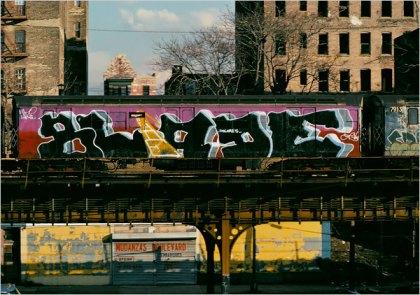 Martha Cooper - 25 Jahre Subway Art