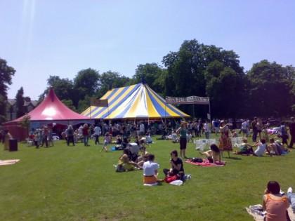 Das Stoke Fest bot Jung wie Alt ein angenehmes miteinander