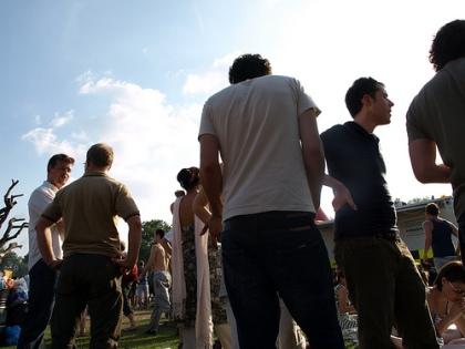 Stoke Newington's Sommerfest - das Stoke Fest im Clissold Park